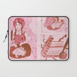 Anne of Green Gables Red Laptop Sleeve