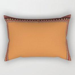 Persian Carpet Design Rectangular Pillow