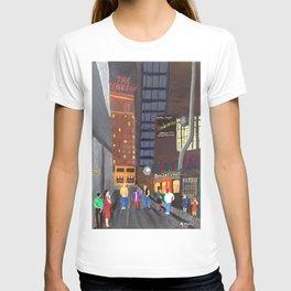 Rendezvous Alley, Memphis T-shirt
