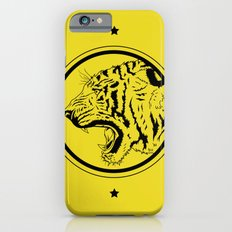Tiger in a circle Slim Case iPhone 6s