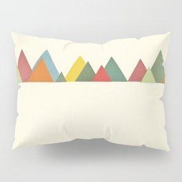 Mountain range Pillow Sham