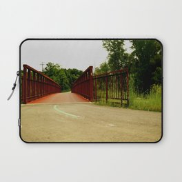 North Don Trail Bridgeway Laptop Sleeve