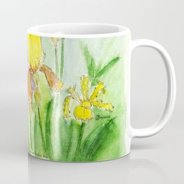 Magic Iris Coffee Mug