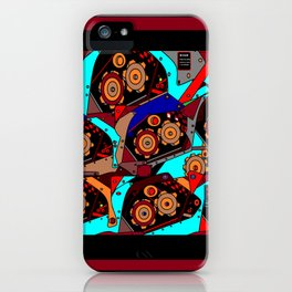 Steampunk Gears and Cogs iPhone Case