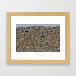 Ocean Scene Framed Art Print