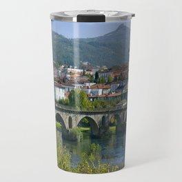 Ponte da Barca, in the Minho Travel Mug