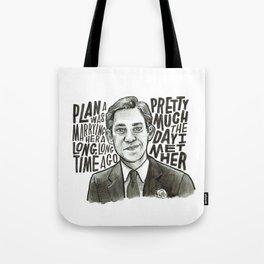 Jim | Office Tote Bag