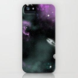 Deeep Space iPhone Case
