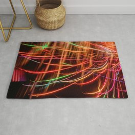 Colors in the Sky Rug