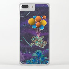 Phish // Series 3 Clear iPhone Case