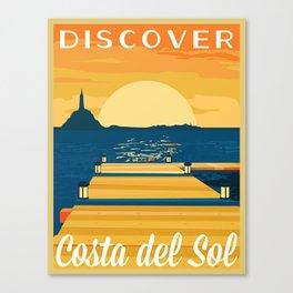 Discover COSTA del SOL | FFXIV Canvas Print