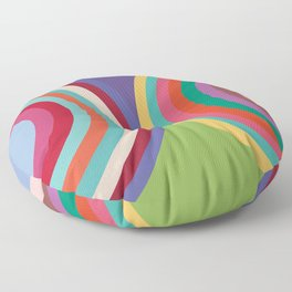 PANTONE COLOR OF THE YEAR 19 YEARS - 2000 - 2018 -20 COLORS Floor Pillow