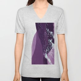 A Bigger Wave Unisex V-Neck