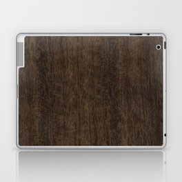 Smoked Etimoe Wood Laptop & iPad Skin