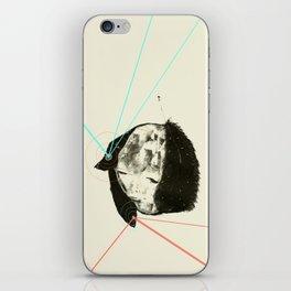 Lazer Minx  iPhone Skin