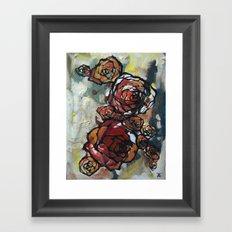 Roses 4423 Framed Art Print