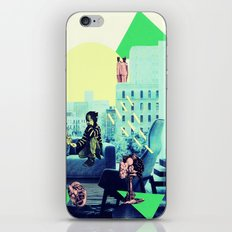 INTERIOR OF A HOUSE iPhone & iPod Skin