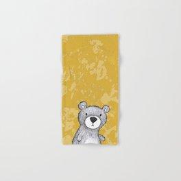 Bear Hand & Bath Towel