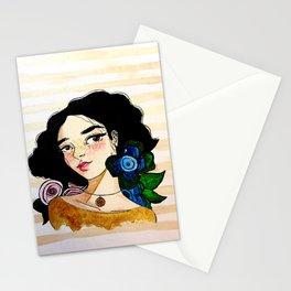 Le Plus Beau D'entre Eux Tous Stationery Cards