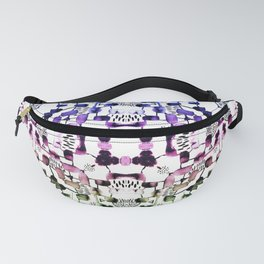 Watercolor Realm Fanny Pack