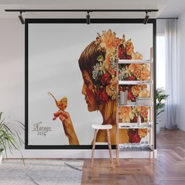 Love Me For Me Wall Mural