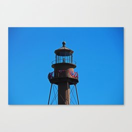 Sanibel Celebrates Canvas Print