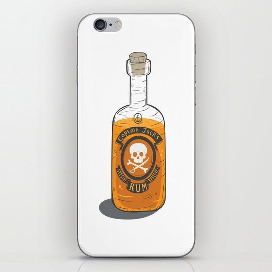 Captain Jack's Special Rum Reserve iPhone & iPod Skin