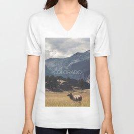 Colorado wild Unisex V-Neck