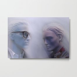 showcased -7- Metal Print