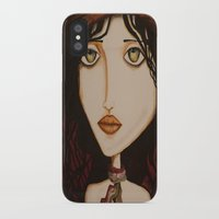 model iPhone & iPod Cases featuring model by Gabriele Perici