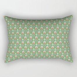 Good Morning Mr. Hoffmann Pattern (Pale Blue) Rectangular Pillow