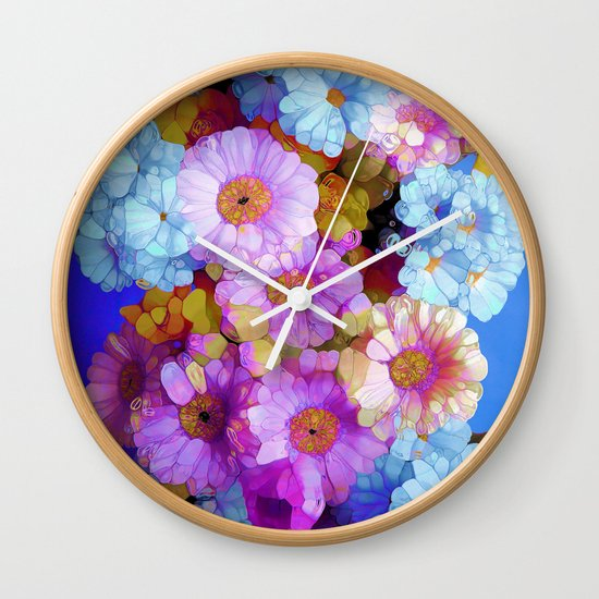 POP 2 Wall Clock