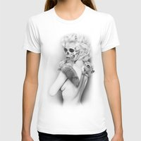 lucy T-shirts featuring LUCY by ozgurozcelik