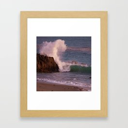 In Godwit Land Framed Art Print