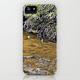 Mallard Creek 1 (Early Autumn) iPhone Case