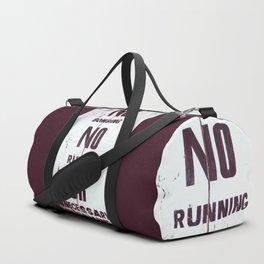 Behave Duffle Bag
