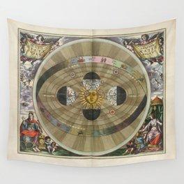 Harmonia Macrocosmica - Plate 5 Wall Tapestry