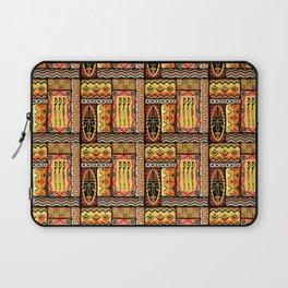 African Print 15 Laptop Sleeve