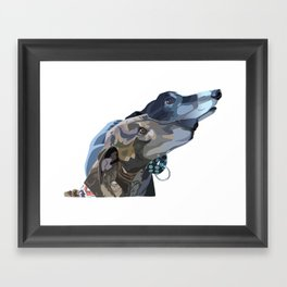 Lupin and Padfoot Framed Art Print