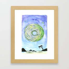 Sunburst Collection Framed Art Print