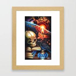 The Right Time Framed Art Print