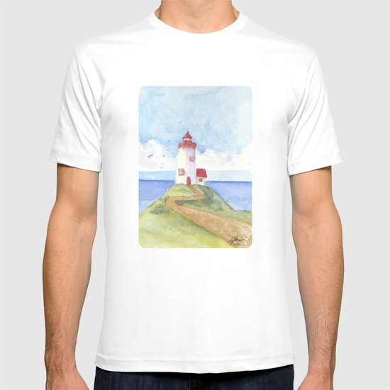 Peaceful Lighthouse T-shirt