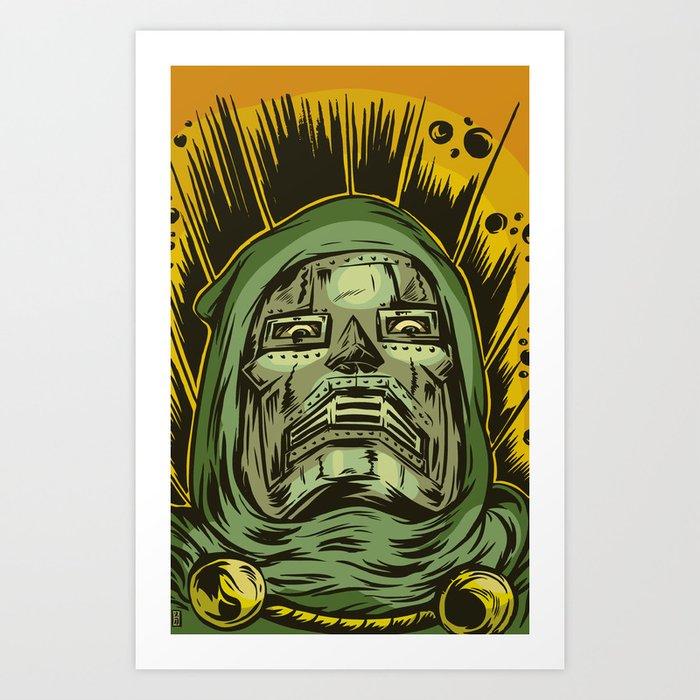Doom Poster Art Print
