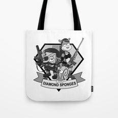 Diamond Sponges Tote Bag
