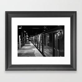 1 at 125 Framed Art Print