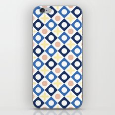 Floor tile 6 iPhone & iPod Skin