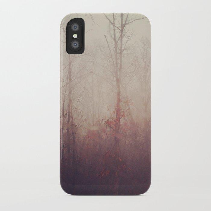 Winter Haze iPhone Case