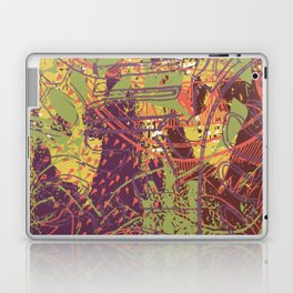 Delve into madness Laptop & iPad Skin