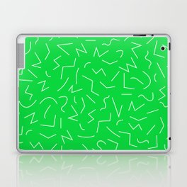 IZZY ((true green)) Laptop & iPad Skin