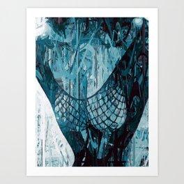 Bobbi Art Print